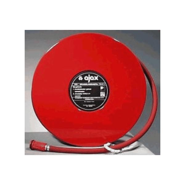 Brandslanghaspel 15mtr 1/2 smalhaspel 400x128mm Ajax