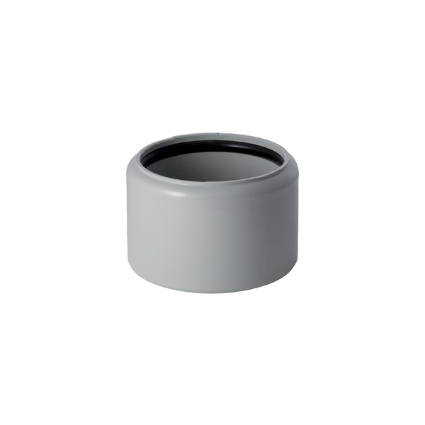 Overgangsstuk PE/PVC 90/110mm Geberit