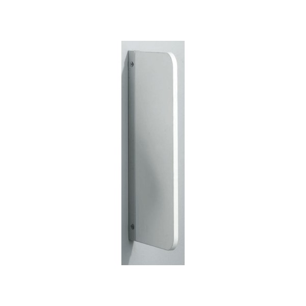 Sancab urinoirschot 370x708mm wit Intersan