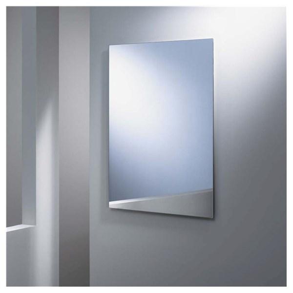 Spiegel 4-H 500x600mm D5mm Silkline