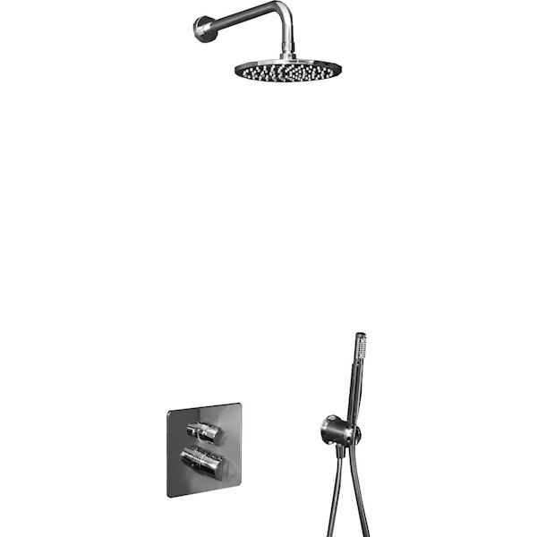 Ideal St.alrain showerpowerset chroom m.omstelling F964997AA Ideal Standard
