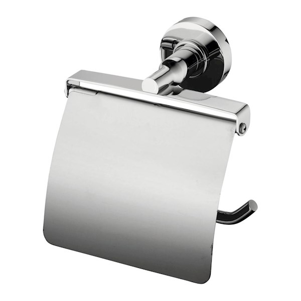 IOM closetrolhouder m.klep chroom Ideal Standard