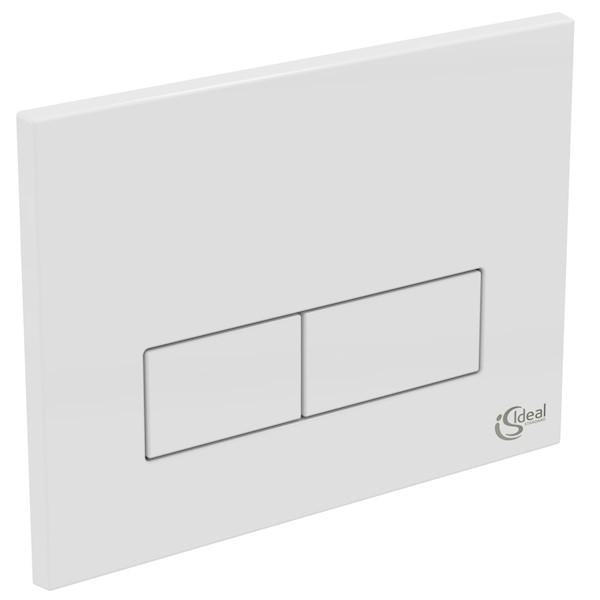 Bedieningspaneel 2F wit Ideal Standard