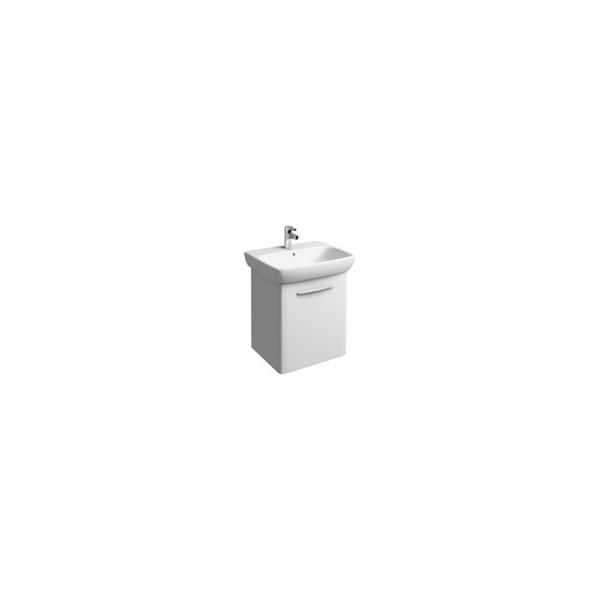 310 wastafelonderbouw tbv wastafel 600mm wit 1xdeur Sphinx Geberit
