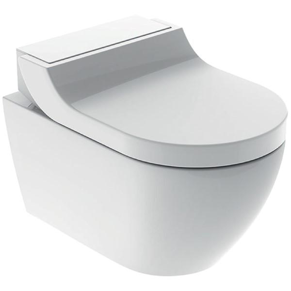 AquaClean Tuma Comfort douchecloset wit compleet wandmodel Geberit