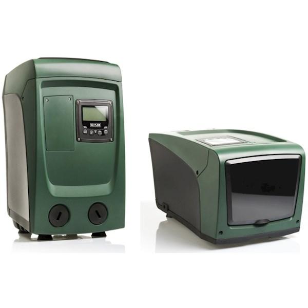 E.Sybox Mini drukverhoger/hydrofoorpomp z.onderdrukbeveilig. DAB