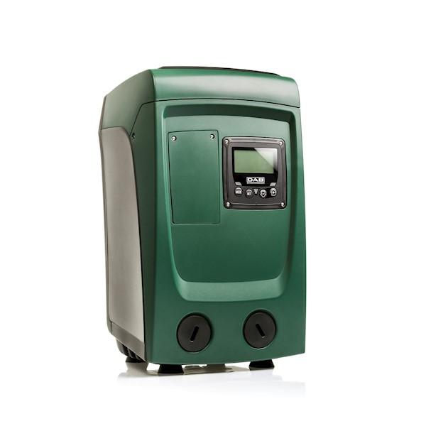 E.Sybox Mini drukverhoger/hydrofoorpomp m.onderdrukbev. KIWA DAB