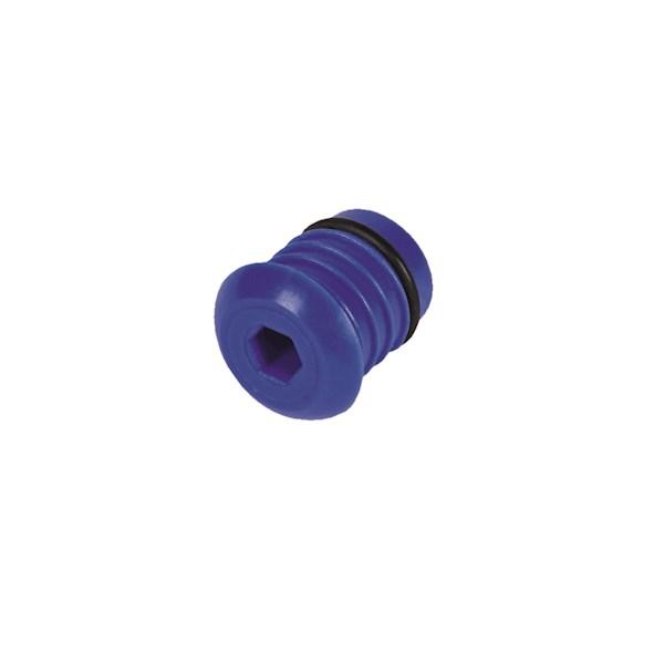 Afdichtstop kunststof voor buis 20mm VVE=20 Henco